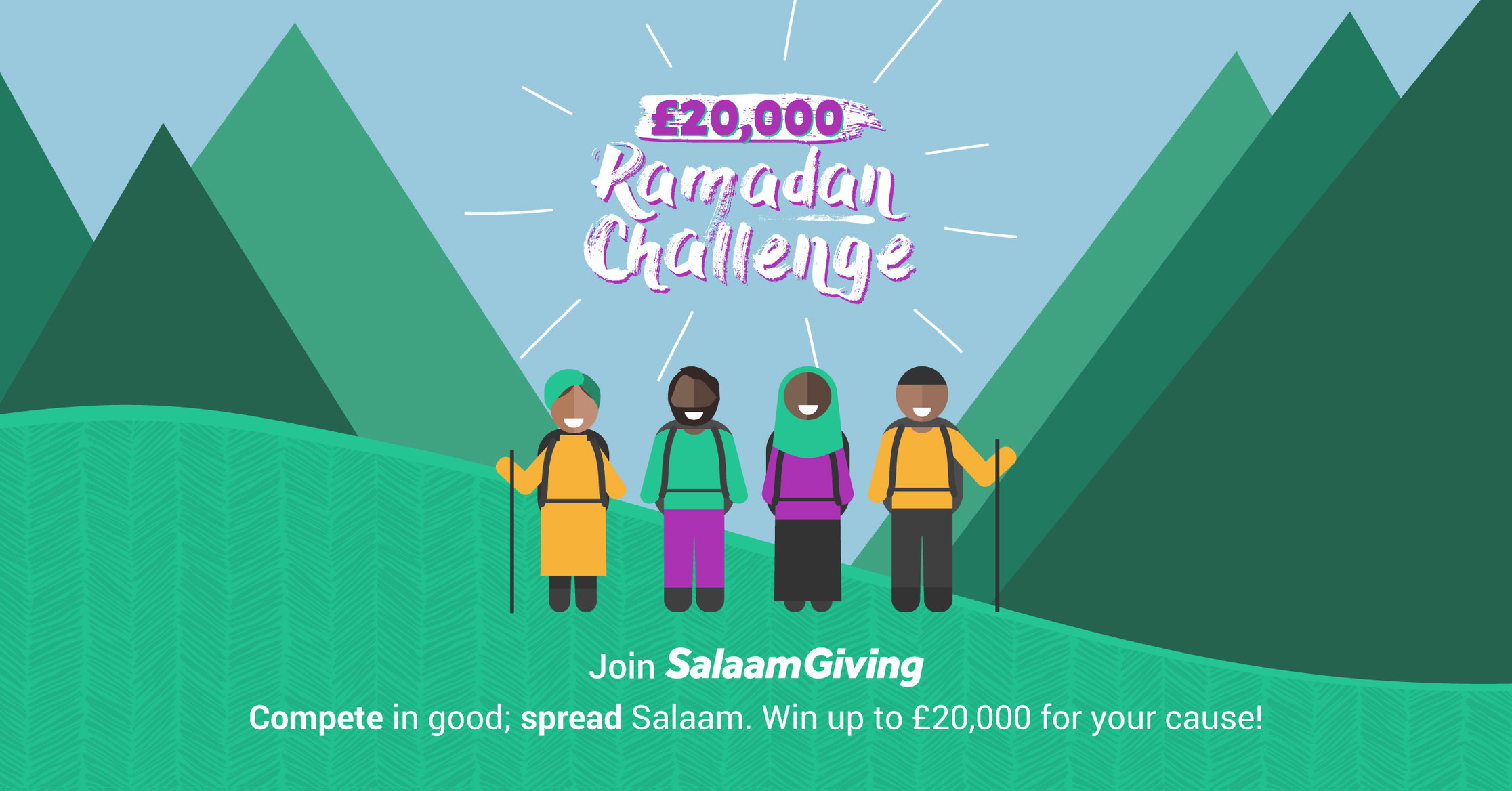 salaamgiving_20k - soft launch