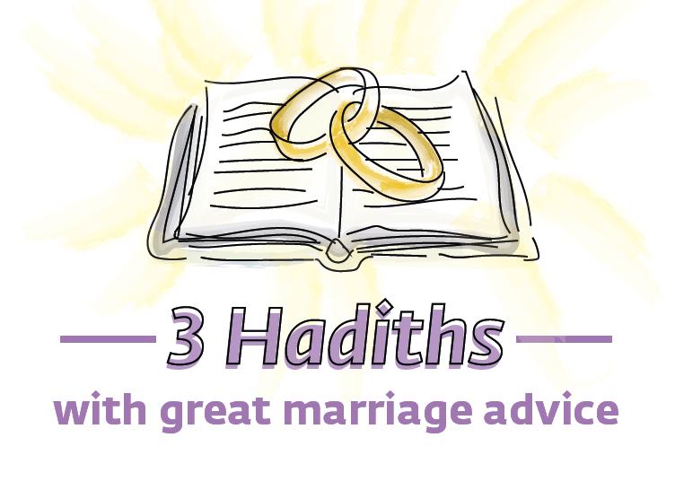 3 hadiths